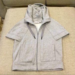 Stella McCartney Adidas short sleeve jacket